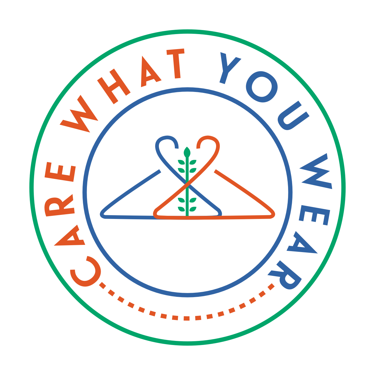 Care What You Wear-white-circle