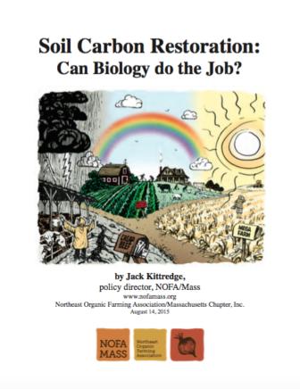 soil carbon_kittredge_paper
