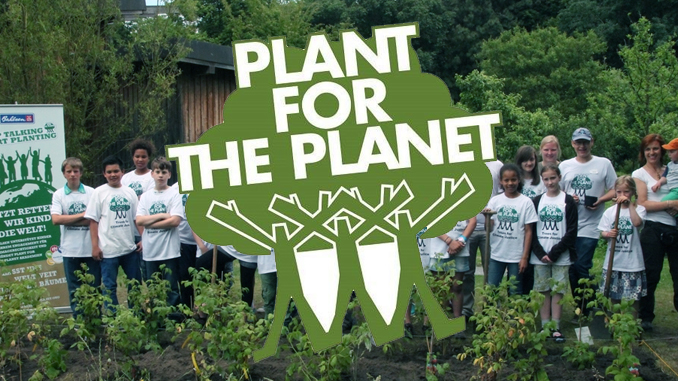 plant FOR PLANET